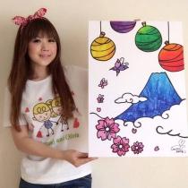 ①絵画(クレヨンアート)2
