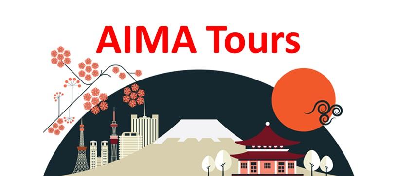 AIMA TOURS LOGO